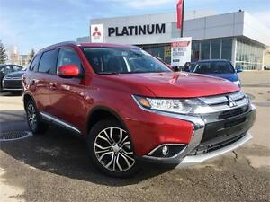 2017 Mitsubishi Outlander SE Touring Package | 10 Year Warranty