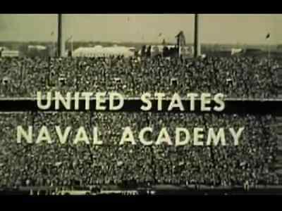 1963 Naval Academy Football Highlights ROGER STAUBACH  Sound DVD   Free Shipping