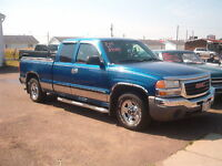 REDUCED 2004 GMC Sierra 1500 EXT CAB Pickup Truck