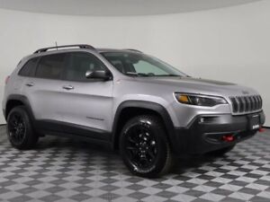 2019 Jeep Cherokee DEMO/REMOTE START/LEATHER SEATS