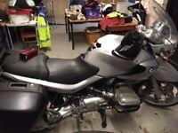 BMW R1150R Touring Motorcycle