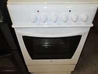 ****INDESIT 50 CMS ELECTRIC COOKER+VERY CLEAN+ALL TESTED WORKING GREAT+GOOD CONDITION+FREE DELIVERY*