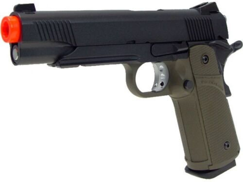 KJW KP05-S Blowback Gas Full Metal Semi Automatic OD Green Airsoft Pistol
