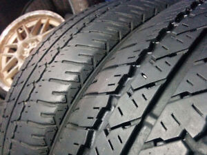 Used 16 inch Tires Pairs and Sets - $120 or less