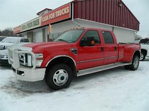 2009 Ford F-350 ONLY 155, 000KMS/LEASE OR FINANCE ONLINE Edmonton Edmonton Area image 2