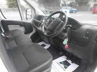 Peugeot Boxer 2.2 Hdi H2 Professional Van 130Ps DIESEL MANUAL WHITE (2015)