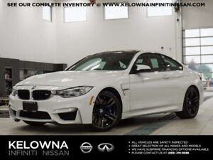2016 BMW M4 Executive, Premium, and Driver Assistance packages