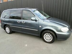2002 Kia Carnival LS Grey 4 Speed Automatic Wagon Chifley Woden Valley Preview