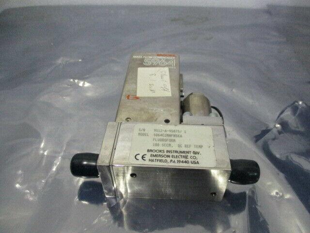 Brooks 5964, MFC, 5064C2MAFN5KA, Fluoroform 100 SCCM, 421686