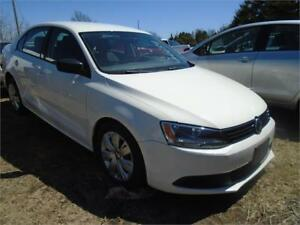 2011 Volkswagen Jetta Sedan Trendline- AS IS