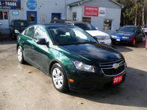 2014 Chevrolet Cruze 2LS|1 OWNER|YES! ONLY 9000 K