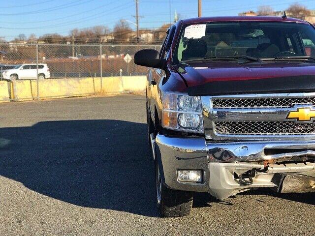 Image 11 Accidentée Chevrolet Silverado 1500 2013