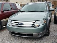 2008 Ford Taurus X SEL-7 SEATS-SUPER DEAL