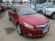 2010 Holden Cruze JG CDX Burgundy 6 Speed Sports Automatic Sedan Gepps Cross Port Adelaide Area Preview