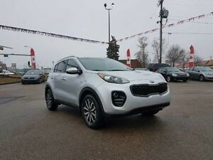 2017 Kia Sportage EX AWD!! Low Monthly