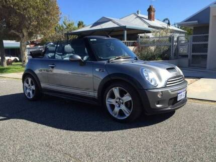 2005 Mini Cooper Convertible - Cooper S 6 Speed! Mount Hawthorn Vincent Area Preview