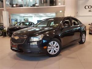2014 Chevrolet Cruze LT-AUTOMATIC-BLUETOOTH-ONLY 64KM