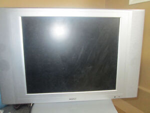20 in LCD tv no HDMI but PC imput