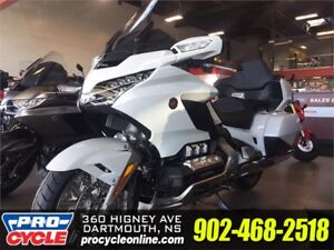 THE ALL NEW 2018 GOLDWING HAS ARRIVED AT PRO CYCLE!