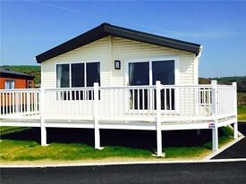 **LUXURY LODGE FOR SALE** **CARAVANS FOR SALE FROM AS LITTLE AS £16,995**
