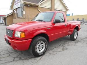 2002 FORD Ranger Edge 3.0L V6 Automatic ONLY 164,000KMs