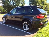 BMW X5 3.0 35d M Sport PAN ROOF, SAT NAV, FULL BMW SERVICE HISTORY, IMMACULATE CONDITION, NEW MOT