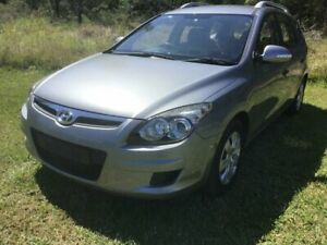 Hyundai i30 SX WAGON 2011 1.6 Diesel Manual - Located at Macksville Branch on the NSW Mid-North Coas Macksville Nambucca Area Preview