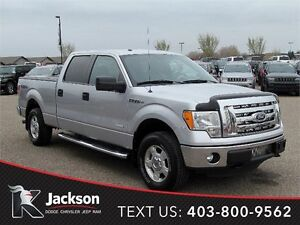 2012 Ford F-150 XLT 4WD - Front Buckets, Remote Start