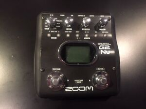 ZOOM G2 Nu Multi-Effects Unit