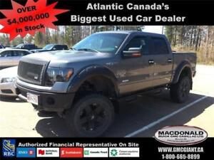 2012 Ford F-150 XLT 237612 KMS