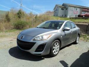 99$ BI WEEKLY OAC! 2010 Mazda Mazda3 GS SUNROOF + BLUETOOTH