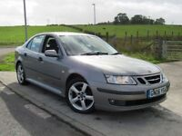 SAAB 9-3 1.9 VECTOR SPORT 4d 150 BHP 12 Months RAC Breakdow (grey) 2006