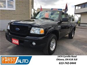 2008 Ford Ranger XL - Nice Truck! - Extremely Clean