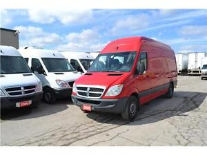 2009 Dodge Sprinter 2500 EXTENDED High Roof NO ACCIDENTS