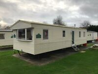 Static Caravan Private Sited at Weymouth Bay Dorset