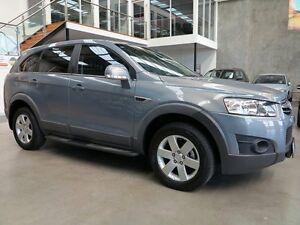 2011 Holden Captiva CG Series II 7 SX 6 Speed Sports Automatic Wagon Keilor Park Brimbank Area Preview