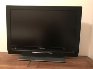 """32"""" LCD Flat Screen with build in DVD player - working"""