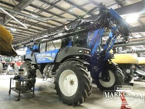 2014 NH SP365F Front Boom Sprayer,1600G, WARRANTY, 6MOS INT FREE