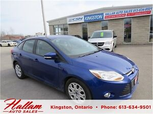 2012 Ford Focus SE - Low Kms