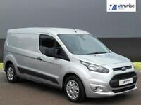 2015 Ford Transit Connect 240 TREND P/V Diesel silver Manual