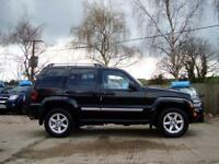 2007 JEEP CHEROKEE 2.8 CRD Limited 5dr Auto FAULT WITH BREAKS