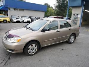 Toyota Corolla CE 2003 -PROPRE-