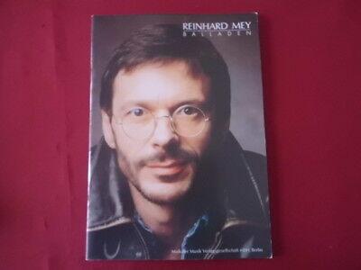 Reinhard May - Balladen . Songbook Notenbuch Vocal Guitar