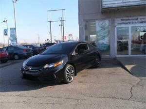 2014 Honda Civic Coupé EX        ++FINANCEMENT+FACILE++