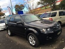 2009 Ford Territory SY Mkii TX (RWD) Black 4 Speed Auto Seq Sportshift Wagon Campbelltown Campbelltown Area Preview