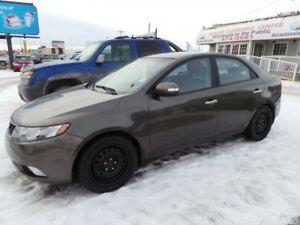 2010 Kia FORTE SX For Sale Edmonton
