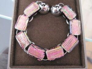 Bracelet en verre collection Element Bonaire -NEUF