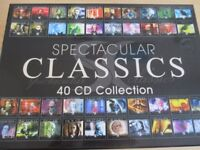 Boxed Set of Classical Music