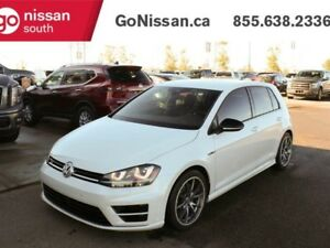 2017 Volkswagen Golf R GOLF R: 4 MOTION, NAVIGATION, LEATHER, BA