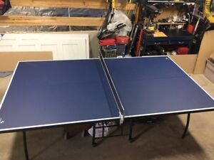 Table de ping Pong / Tennis de table